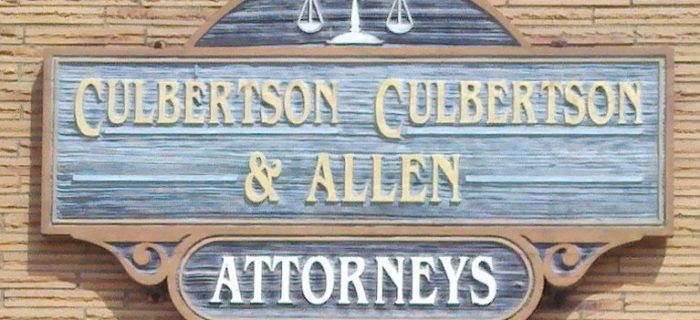 History of Culbertson and Allen